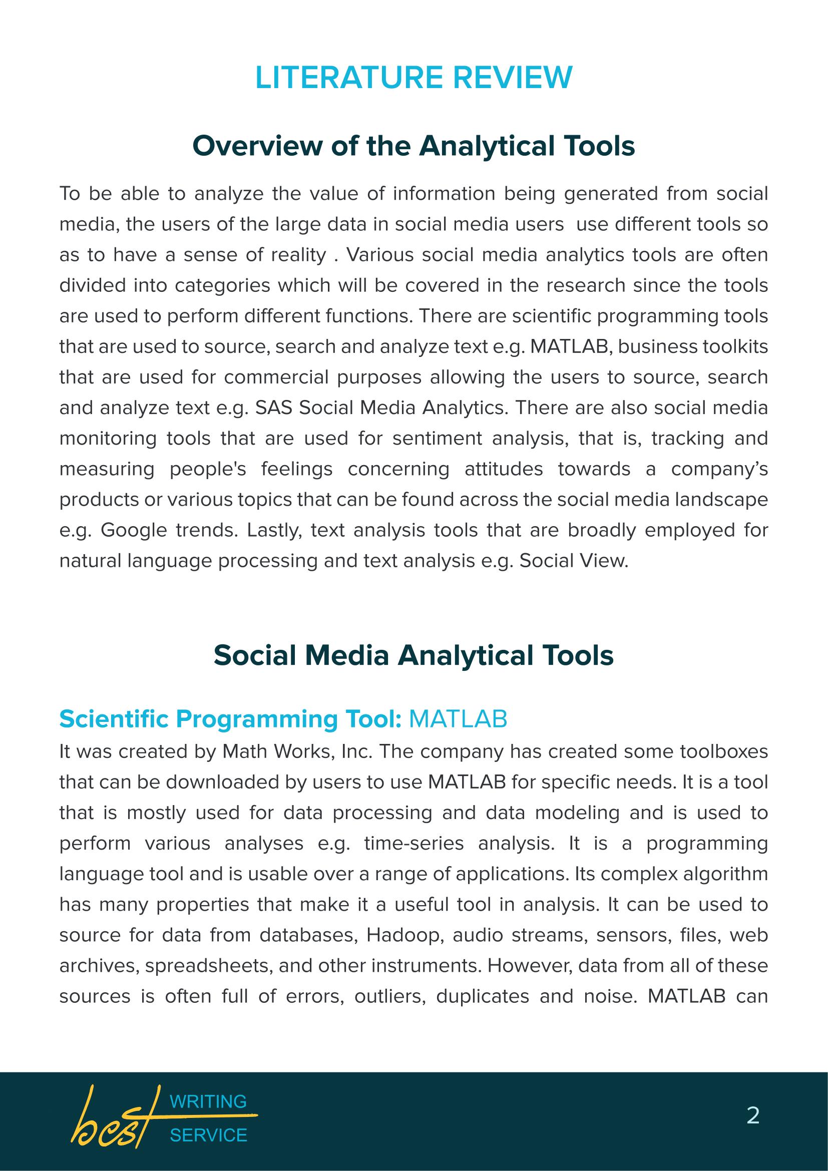 Analysis ghostwriters sites