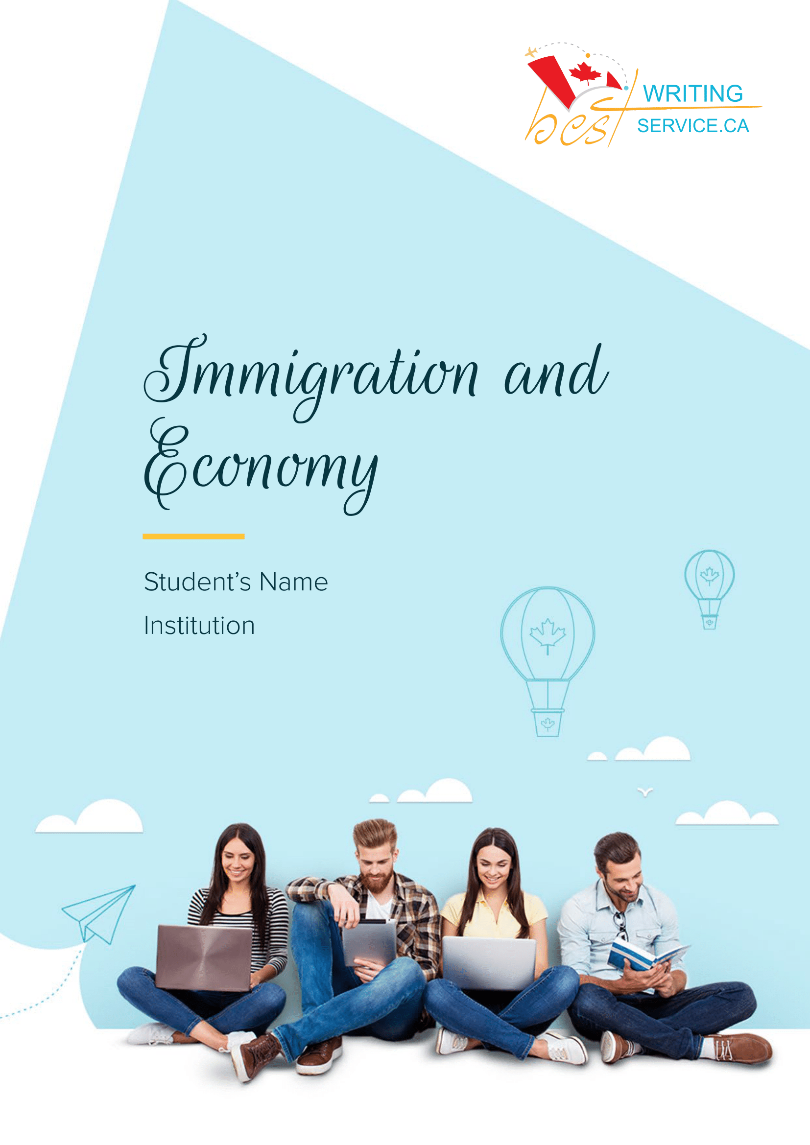 essay on canada immigration 1